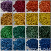 EPDM synthetisch rubberkorrels