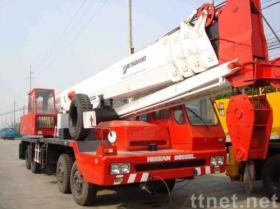 55tons TADANOのトラッククレーン