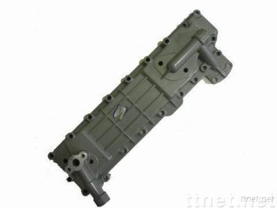 aluminum casting component