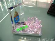 浙江の水晶水晶はす