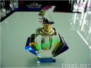 香水瓶の中国の水晶水晶