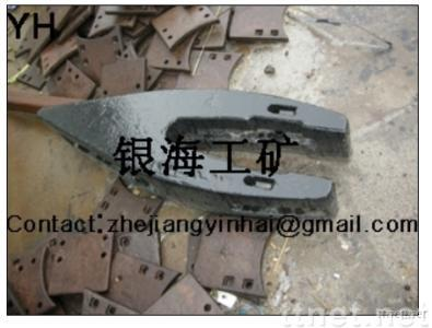 cement and mining machine part