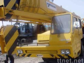 使用されたクレーンTADANOクレーン(TG-550E)