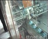 machine à étiquettes adhésive de fonte chaude