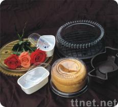 Scatola da pasticceria, contenitore della torta, torta che impacca, imballaggio per alimenti