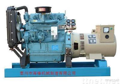 Sell weichai diesel generator set