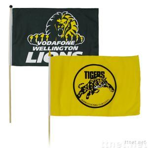 Hand Wave Flags / Banners