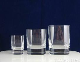 Drinking glass: whisky glass & shot glass