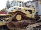 De gebruikte bulldozer van het kattenD9N kruippakje