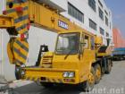 使用されたTADANO 25トンクレーン