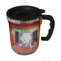 مواد ترويجيّ - حرارة - فنجان مقاومة