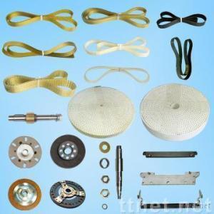 belt,bearing,clamp,washer,nylon wheel...