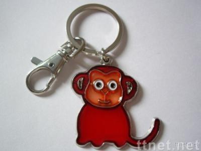 Monkey Keychain