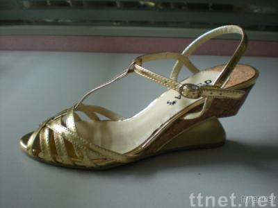 lady fashion platform shoes