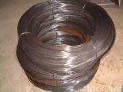 Schwarzer Eisen-Draht