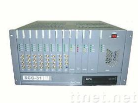 GSM Channel Bank with VoIP Card built in SCG-31-V