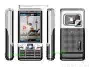 C702 NEW QUAD-BAND DUAL SIM STANDBY + 3.0 TV + FM + 3.0MP CAMERA + DUAL BLUETOOTH MOBILE CELL PHONE