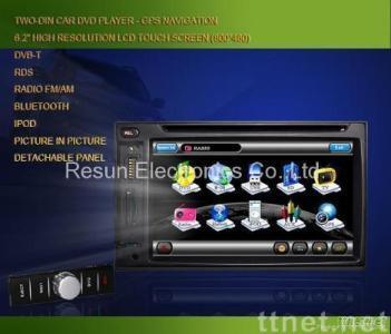 Car DVD GPS 6.2