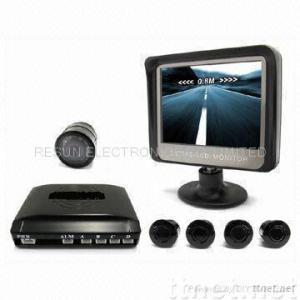 2.4GHz Wireless Rearview Camera System
