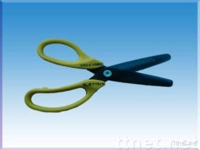 Tri color Scissors mold.