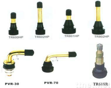 tubeless snap in tyre valves/valve stems/tire valve TR600HP,TR801HP,TR802HP