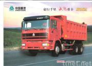 De Vrachtwagen van de Stortplaats HOKA