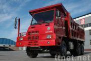 De Vrachtwagen van de Stortplaats van de Mijn HOVA