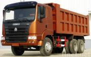 De Vrachtwagen van de Stortplaats HOYUN