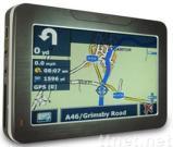 4.3-inch GPS navigator