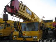 used 50 tons truck crane
