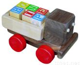 ABC Block Truck Toy