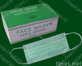 3-ply nonwoven face mask,3-ply earloop face mask,disposable face mask, surgical face mask ,face mask against swine flu