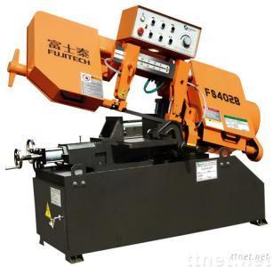 FS4028 Semi-automatic Metal Cutting Machine (Band Sawing Machine)