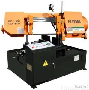 FS4228A Semi-automatic Angle Metal Cutting Machine (Band Saw)