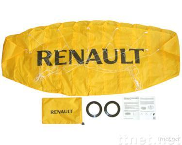 RENAULT Promotional kite /power kite