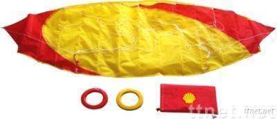 SHELL Parafoil kite /promotional kite