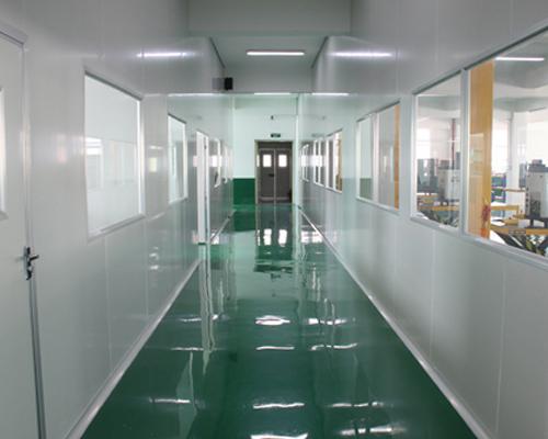 Assembly Workshop Corridor