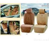 Coffee Dynastic seat cushion(nobel velvet)