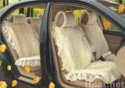 Lace Jacquard seat cushion