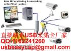 Easycap USB DVR Card from china manufacturer factory Video Capture Card Adapter