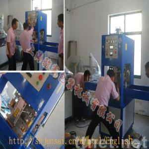 APET Material Welding and Cutting Machine