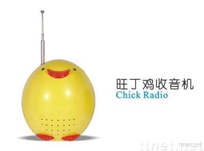 Cartoon Radio,Cartoon Chick Radio WINR-06