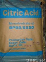 구연산 Monohydrate 또는 무수