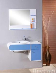 PVC Bathroom Cabinet (XD-6021)