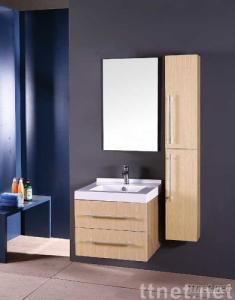 Plywood bathroom cabinet (XD-5002)