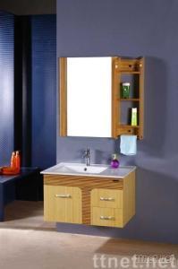 Bamboo bathroom cabinet (XD-8007)
