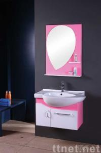 PVC bathroom cabinet (XD-6092)