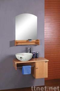 Bamboo Bathroom Cabinet (XD-8002)