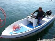 Boat Delfin 3.7 Open