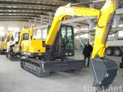 Small Hydraulic Excavator